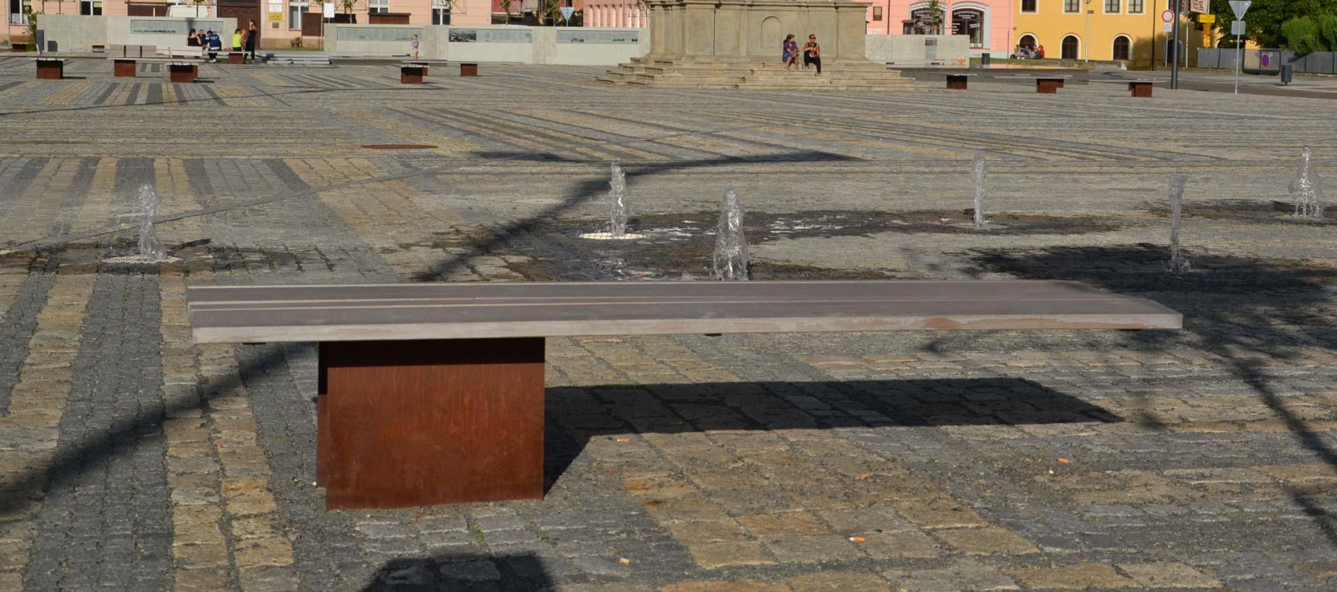 revitalizace náměstí ve Stříbře
