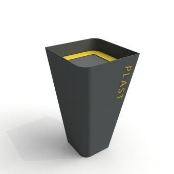 varianta na separovaný odpad